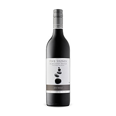 FIVE STONES SHIRAZ KPM 2014