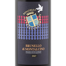 DONATELLA CINELLI COLOMBINI BRUNELLO DI MONTALCINO 2012
