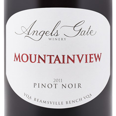 ANGELS GATE MOUNTAINVIEW PINOT NOIR 2016