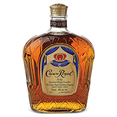 CROWN ROYAL WHISKY