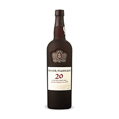 TAYLOR FLADGATE 20-YEAR-OLD TAWNY PORT
