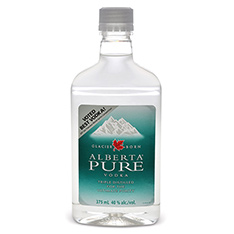 ALBERTA PURE VODKA