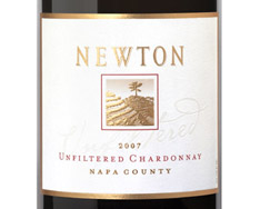 NEWTON UNFILTERED CHARDONNAY 2014
