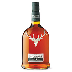 THE DALMORE 15 YEARS OLD HIGHLAND SINGLE MALT