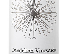 DANDELION VINEYARDS LIONHEART OF THE BAROSSA SHIRAZ