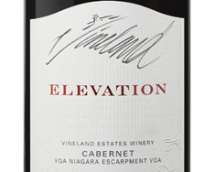 VINELAND ESTATES ELEVATION CABERNET 2014
