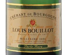 LOUIS BOUILLOT PERLE RARE BRUT CRÉMANT DE BOURGOGNE 2015