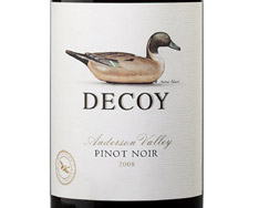 DECOY PINOT NOIR 2018