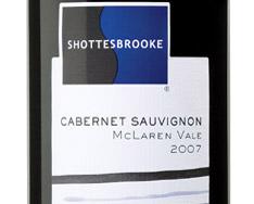 SHOTTESBROOKE CABERNET SAUVIGNON 2016
