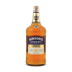 GIBSON'S FINEST 12 YEAR OLD WHISKY