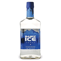 BANFF ICE VODKA