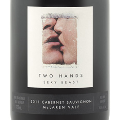 TWO HANDS SEXY BEAST CABERNET SAUVIGNON 2017
