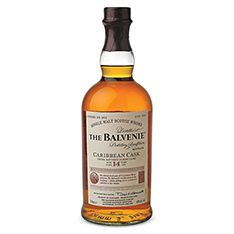 THE BALVENIE CARIBBEAN CASK 14YO SCOTCH WHISKY