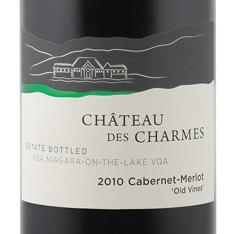 CH�TEAU DES CHARMES OLD VINES CABERNET/MERLOT