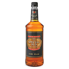 HIRAM WALKER SPECIAL OLD RYE WHISKY
