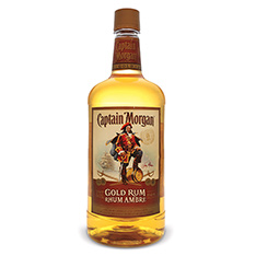 CAPTAIN MORGAN GOLD RUM