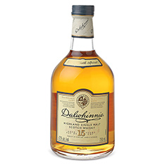 DALWHINNIE 15 YEARS OLD SCOTCH WHISKY