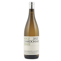 RIDGE VINEYARDS ESTATE CHARDONNAY 2017