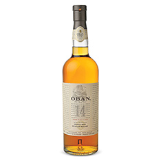 OBAN 14 YEARS OLD SINGLE MALT SCOTCH WHISKY