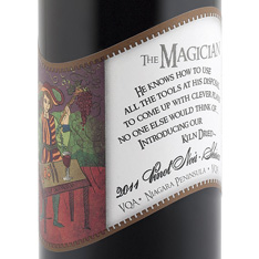 REIF THE MAGICIAN PINOT NOIR/SHIRAZ