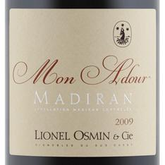 LIONEL OSMIN MON ADOUR MADIRAN 2011