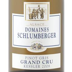 DOMAINES SCHLUMBERGER KESSLER PINOT GRIS 2012