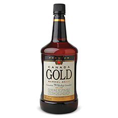 CANADA GOLD WHISKY