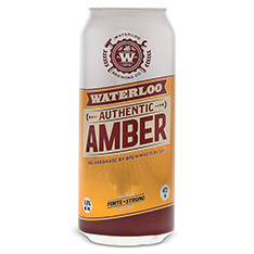 WATERLOO PREMIUM AMBER