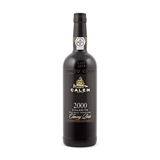 CÁLEM COLHEITA SINGLE HARVEST TAWNY PORT 2000