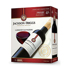 JACKSON-TRIGGS CABERNET SAUVIGNON BAG IN BOX