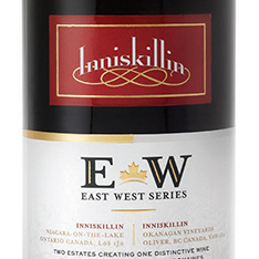 INNISKILLIN EAST WEST SERIES MERLOT CABERNET