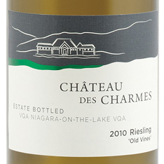 CH�TEAU DES CHARMES OLD VINES RIESLING 2015
