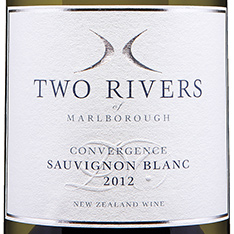 TWO RIVERS CONVERGENCE SAUVIGNON BLANC 2019