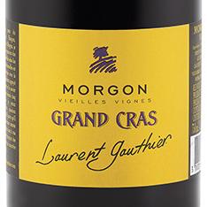 LAURENT GAUTHIER GRAND CRAS VIEILLES VIGNES MORGON 2015
