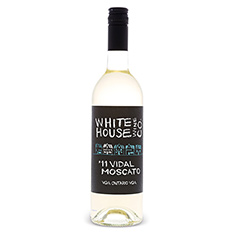HOUSE WINE CO. VIDAL MOSCATO VQA