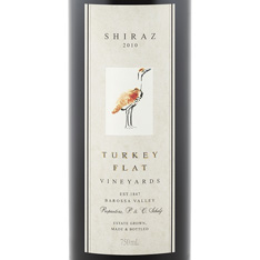 TURKEY FLAT SHIRAZ 2016