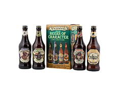 WYCHWOOD BREWERY BEERS OF CHARACTER COLLECTION