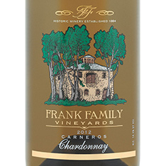 FRANK FAMILY CHARDONNAY 2017