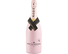 MOET & CHANDON IMPERIAL ROSE DIAMOND SUIT