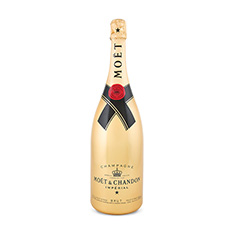 MOET & CHANDON IMPERIAL GOLDEN SLEEVED**