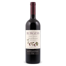 BURGESS HILLSIDE VINEYARDS CABERNET SAUVIGNON 2015