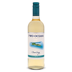 TWO OCEANS PINOT GRIGIO