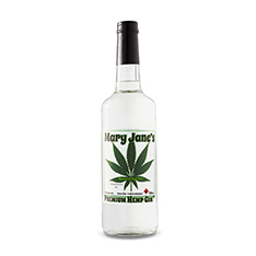 MARY JANE'S PREMIUM HEMP GIN