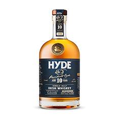 HYDE IRISH WHISKEY 10 Y.O. SINGLE MALT