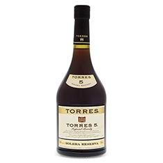 TORRES 5 BRANDY
