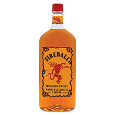 FIREBALL WHISKY SHOOTER