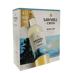 SAWMILL CREEK RIESLING BAG IN BOX