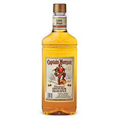 CAPTAIN MORGAN ORIGINAL SPICED RUM PET
