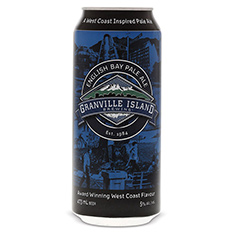 GRANVILLE ISLAND ENGLISH BAY PALE ALE