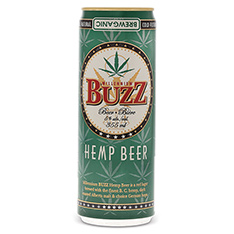 BUZZ HEMP BEER